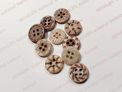 Coconut button-029